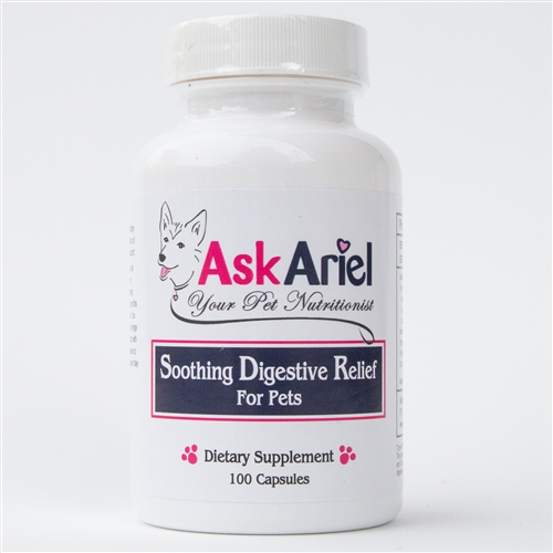 Soothing Digestive Relief for Pets