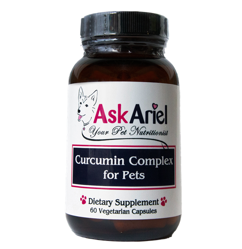 Curcumin For Pets