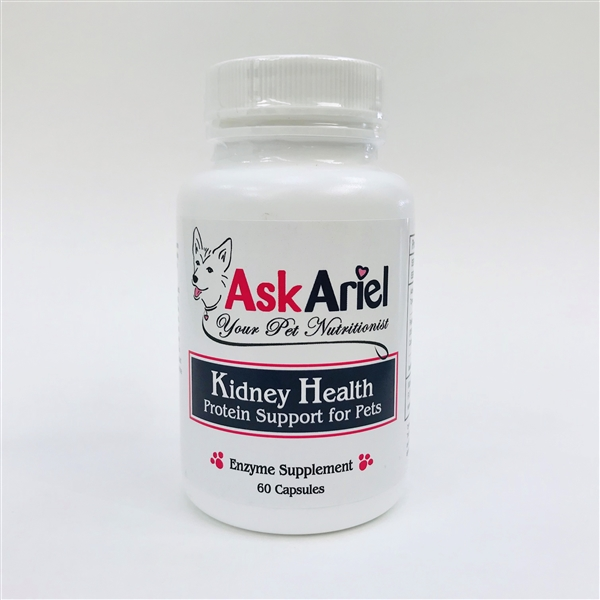 Kidney Health Protein Support for Pets